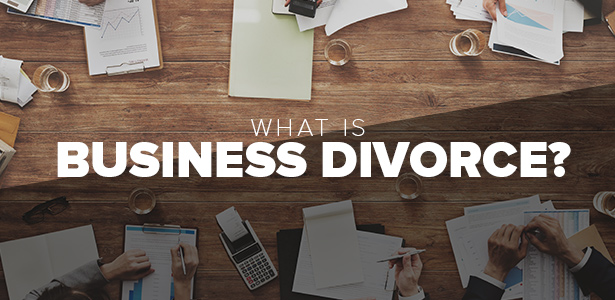 what-is-business-divorce