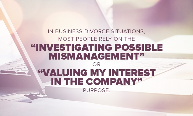 business-divorce-situations