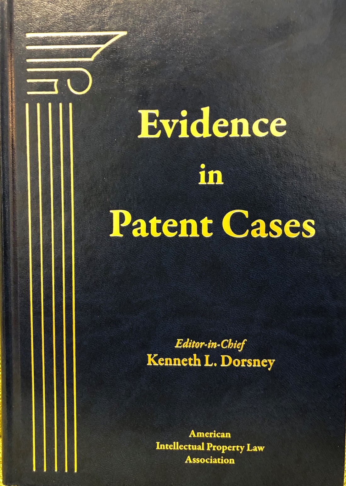 Evidence in Patent