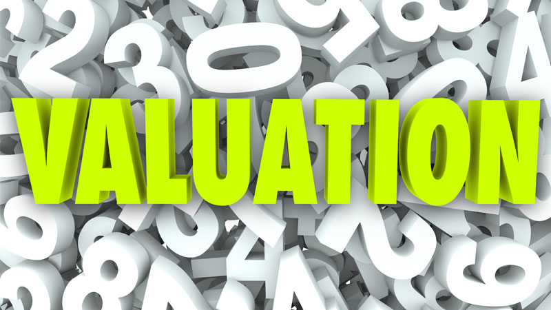 Image business valuation